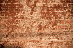 Old weathered brick wall Stock Photos