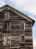 Old weathered building Stock Images