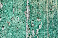 Old weathered cracked board for design Stock Photography