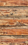 Old Weathered Cracked Flaky Wooden Laminated Block-board Panel Grunge Texture Stock Image