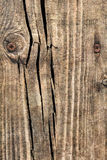 Old Weathered Cracked Knotted Pine Wood Floorboard Grunge Texture Royalty Free Stock Photography