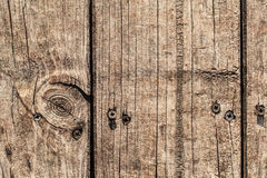 Old Weathered Cracked Knotted Pine Wood Floorboards Grunge Texture Royalty Free Stock Photo