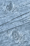 Old Weathered Cracked Knotted Powder Blue Pine Wood Floorboards Grunge Texture Royalty Free Stock Photos