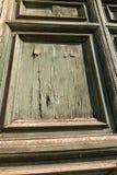 Old weathered door Stock Image