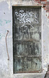 Old weathered door Royalty Free Stock Photography