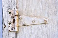 Free Old Weathered Door Hinge Stock Photos - 118205003