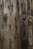 Old weathered door Royalty Free Stock Photos