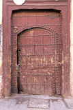 Old and weathered door, Morocco Royalty Free Stock Photo
