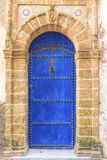 Old and weathered door, Morocco Royalty Free Stock Photography