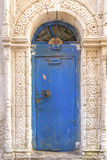 Old and weathered door, Morocco Royalty Free Stock Images