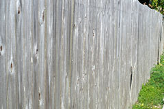 Old weathered fence Stock Photos