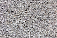 Old grey asphalt road surface texture Stock Photography