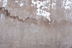 Old weathered grungy wall Stock Photo