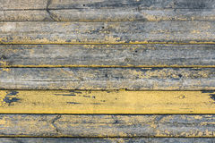 Old Weathered Hardwood Texture Stock Images