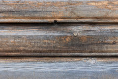 Old weathered painted wood wall background Royalty Free Stock Image