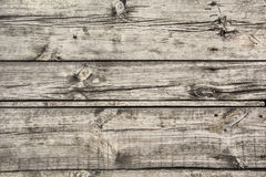 Old Weathered Rotten Cracked  Knotted Floorboards Surface Textur Royalty Free Stock Photo