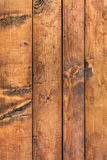 Old Weathered Rough Knotted Stained Pinewood Patio Garden Table Planks Grunge Surface Texture - Detail. Photograph of an old garden bench seat, made of stained Royalty Free Stock Photography
