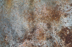 Old weathered rusted metal background Royalty Free Stock Photo