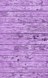 Old Weathered Rustic Knotted Purple Pine Wood Planking Coarse Grunge Texture.  royalty free stock photo