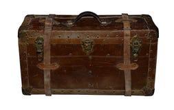 Old weathered suitcase Royalty Free Stock Image