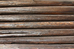 Old weathered timbers background Royalty Free Stock Photos