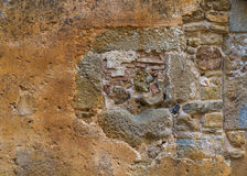 Old weathered wall Royalty Free Stock Images