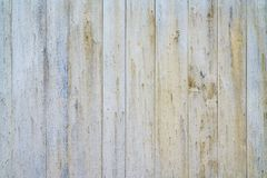 Old Weathered White Boards stock image