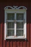 Old weathered window Stock Photos