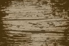 old weathered wood  Royalty Free Stock Photography
