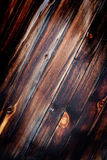 Old weathered wood. Background or backdrop Royalty Free Stock Image