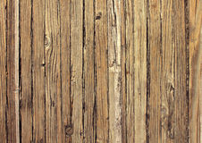 Old Weathered Wood Background Royalty Free Stock Image
