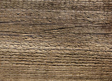Old weathered wood board surface Royalty Free Stock Image