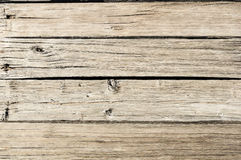 Old Weathered Wood Boards Stock Images