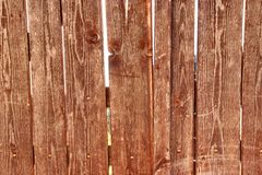 Old Weathered Wood Fence Stock Photos