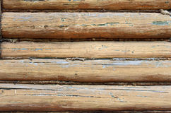 Old weathered wood Stock Photo