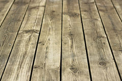 Old weathered wood planks. Texture Stock Images