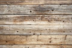 Old weathered wood wall background light natural pine. Old weathered wood wall background royalty free stock photos
