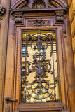 Old Weathered wooden door Royalty Free Stock Photography