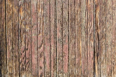Old weathered wooden fence Royalty Free Stock Image