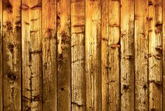 Old weathered wooden wall. Background of old weathered wooden wall Stock Photos