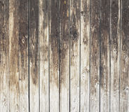Old weathered wooden wall Royalty Free Stock Images