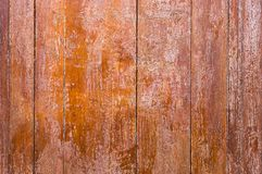 Weathered wooden wall texture. background, vintage. Royalty Free Stock Photography