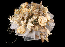 Old wedding bouquet as symbol of ma Royalty Free Stock Photography