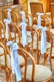 Old wedding interior Stock Photography