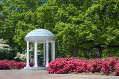The Old Well. University of North Carolina, Chapel Hill Stock Images