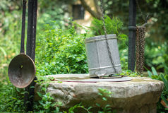 Old well. Royalty Free Stock Images