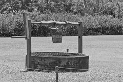 Old well Royalty Free Stock Photo