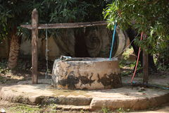 old well in Myanmar Stock Images