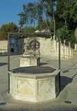 Old wells in Zadar, Croatia Royalty Free Stock Photos