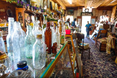 Old West Antique Store in California Royalty Free Stock Images